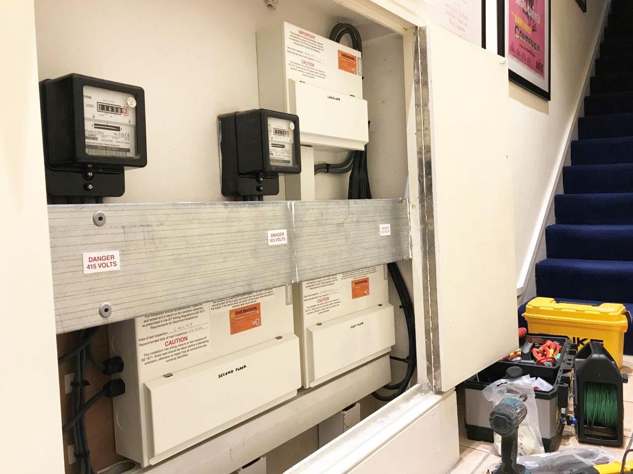 Consumer Unit (CU) / Fuse Board Installation - Cre8 Electricity on